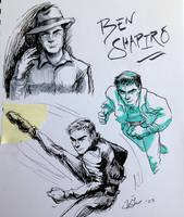 Ben Shapiro, Conservative Superhero by RonnieSmith98
