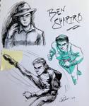 Ben Shapiro, Conservative Superhero