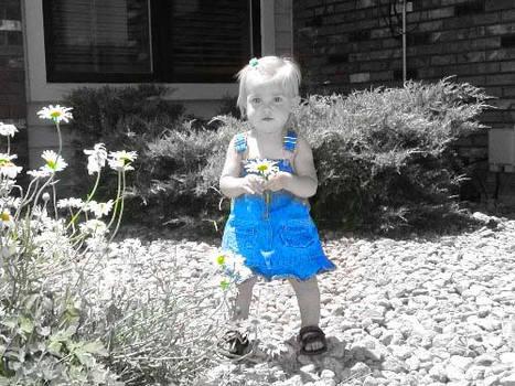 A Lovely Little Girl