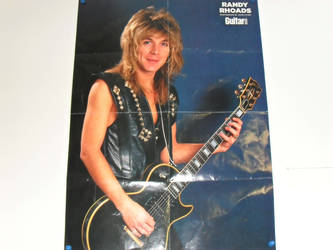 Randy Rhoads picture by MadCanuckster