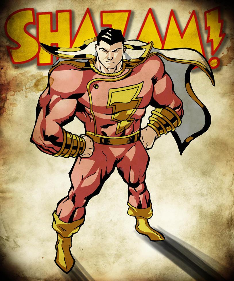 Shazam New 52 Wallpaper Related Keywords - Shazam New 52 ...