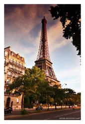 Eiffel by Ashale