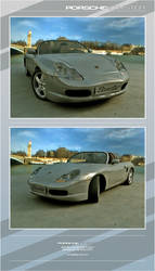 Porsche Boxster by Ashale