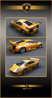 Lamborghini Murcielago by Ashale