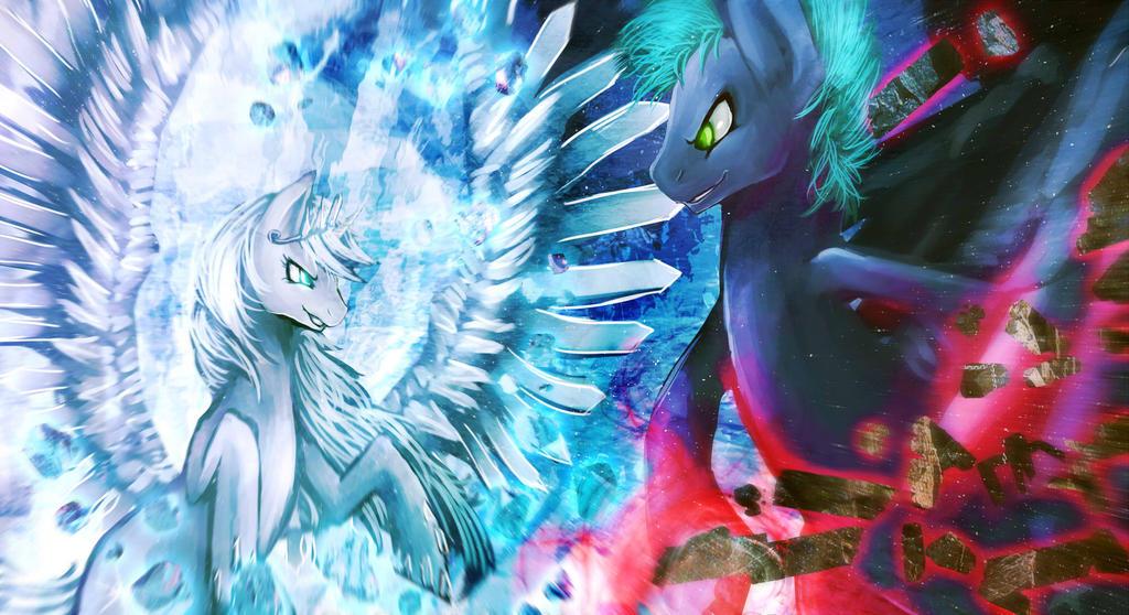 Nightfire Vs Broken Ice by DenpaRasaito