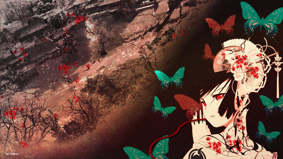 Jigoku Shoujo: Place that I Belong by Voltrux