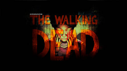 The Walking Dead: Lee's last hope.