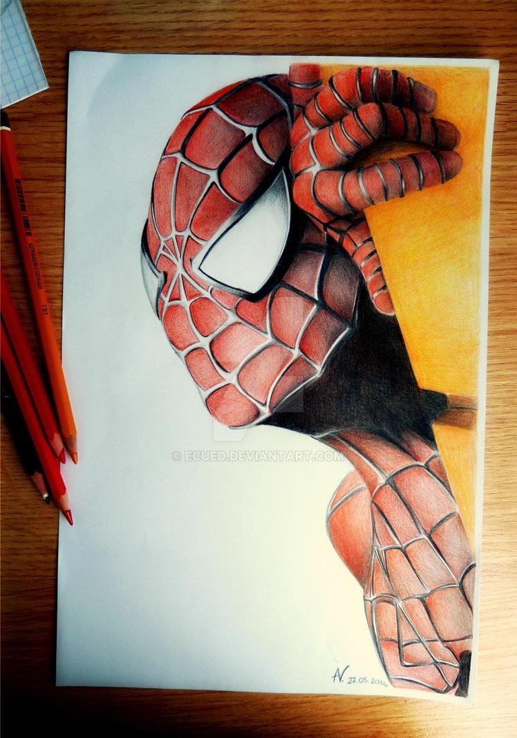 Spiderman by Ecued
