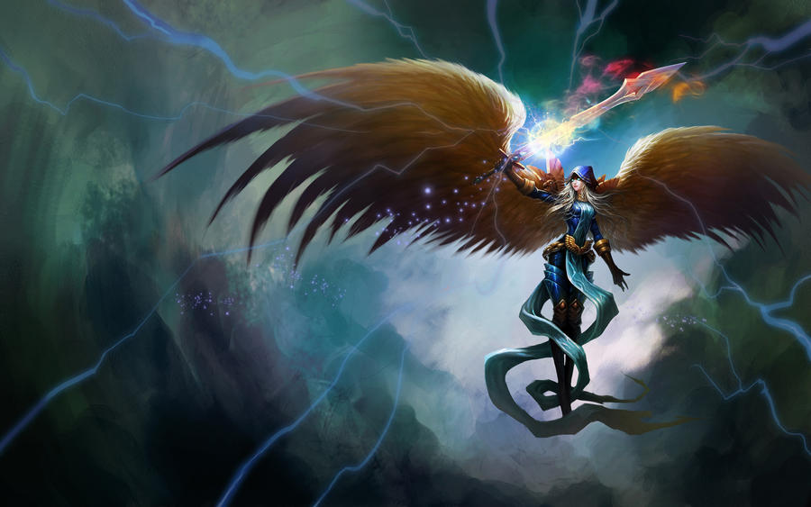 kayle by wands96