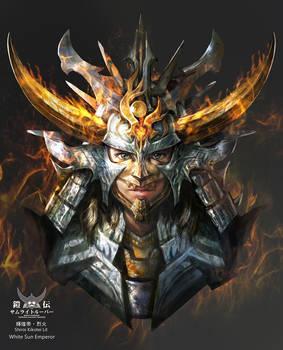 Ronin Warriors concept