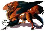 Copper Dragon: Loki Koperen