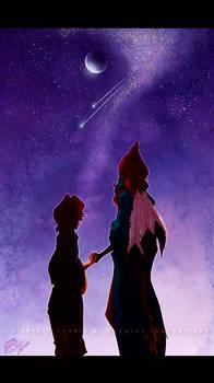ARK: Duo of Comets