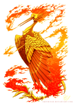 PKM: Moltres Used Fire Spin!