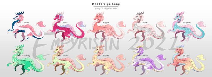 001: Meadofeiya Lung -  Pastel (10/10 OPEN)