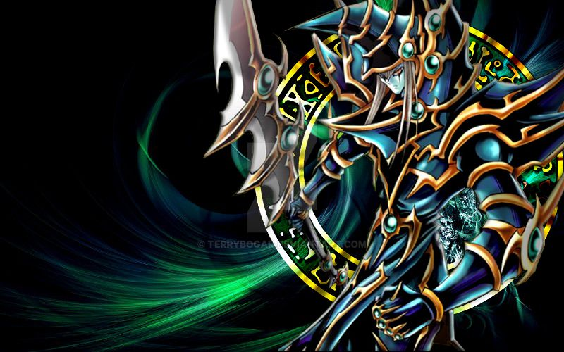 Dark Paladin Ygh by TerryBogar on DeviantArt