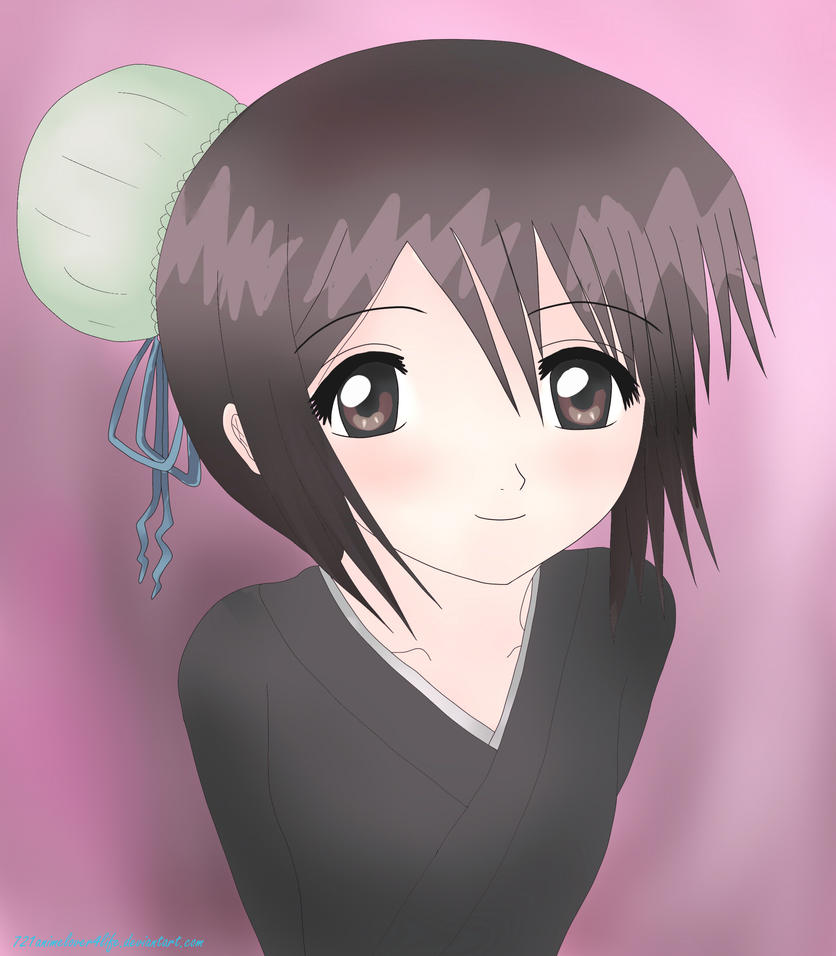 Momo Hinamori By 721animelover4life On DeviantArt
