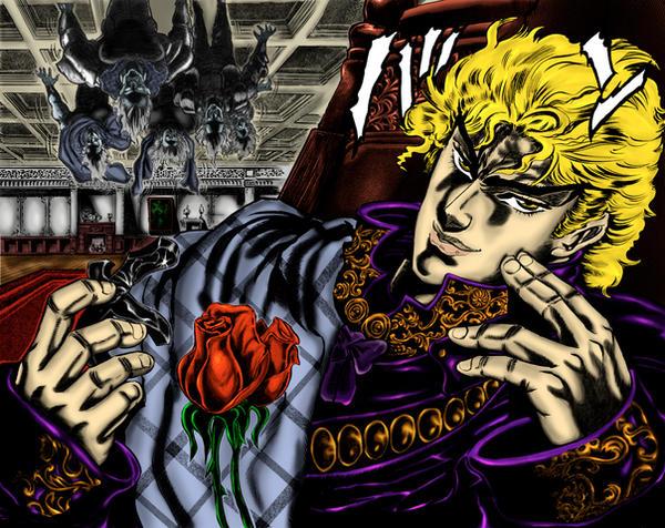 Character Request Dio_Brando_by_Valveider