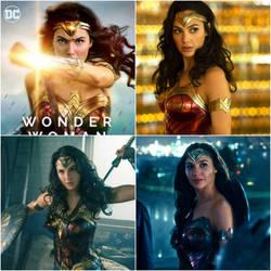 CAT: Wonder Woman by Lisasimpsonfan06