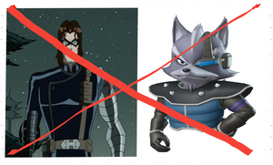 Anti Winter Soldier x Wolf O'Donnell Stamp