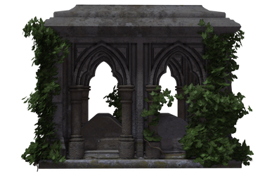 Gothic Tomb 03