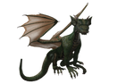 Millennium Hatchling Dragon 02