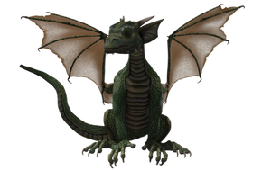 Millennium Hatchling Dragon 03 by Free-Stock-By-Wayne