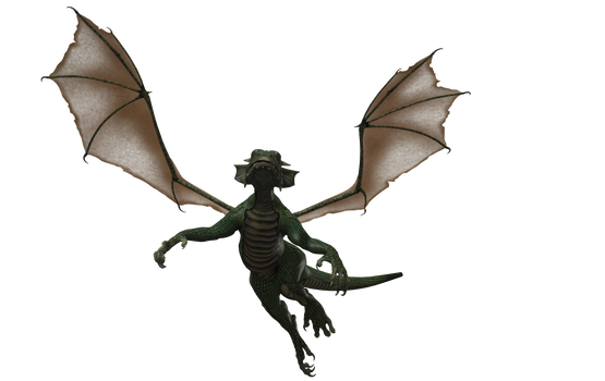 Millennium Hatchling Dragon 07