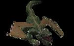 Millennium Hatchling Dragon 09