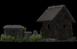 Secret Graveyard 01 by Free-Stock-By-Wayne