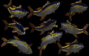 Fish - Tuna 02 by Free-Stock-By-Wayne