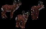 Deer - Buck 03
