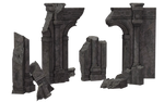 Building - Ruins Of Alecto 02
