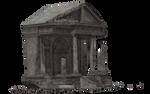 Building - Temple Of Megaera Ruins 02