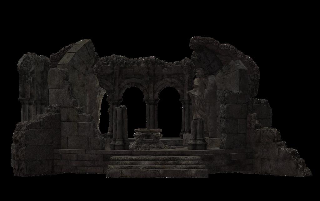 Building - Temple Ruins 02