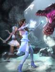 Elemental Sorceress