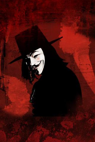 V For Vendetta By Darlyn Perez