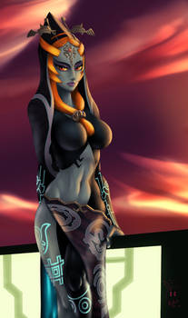 Twili Midna(True Form)