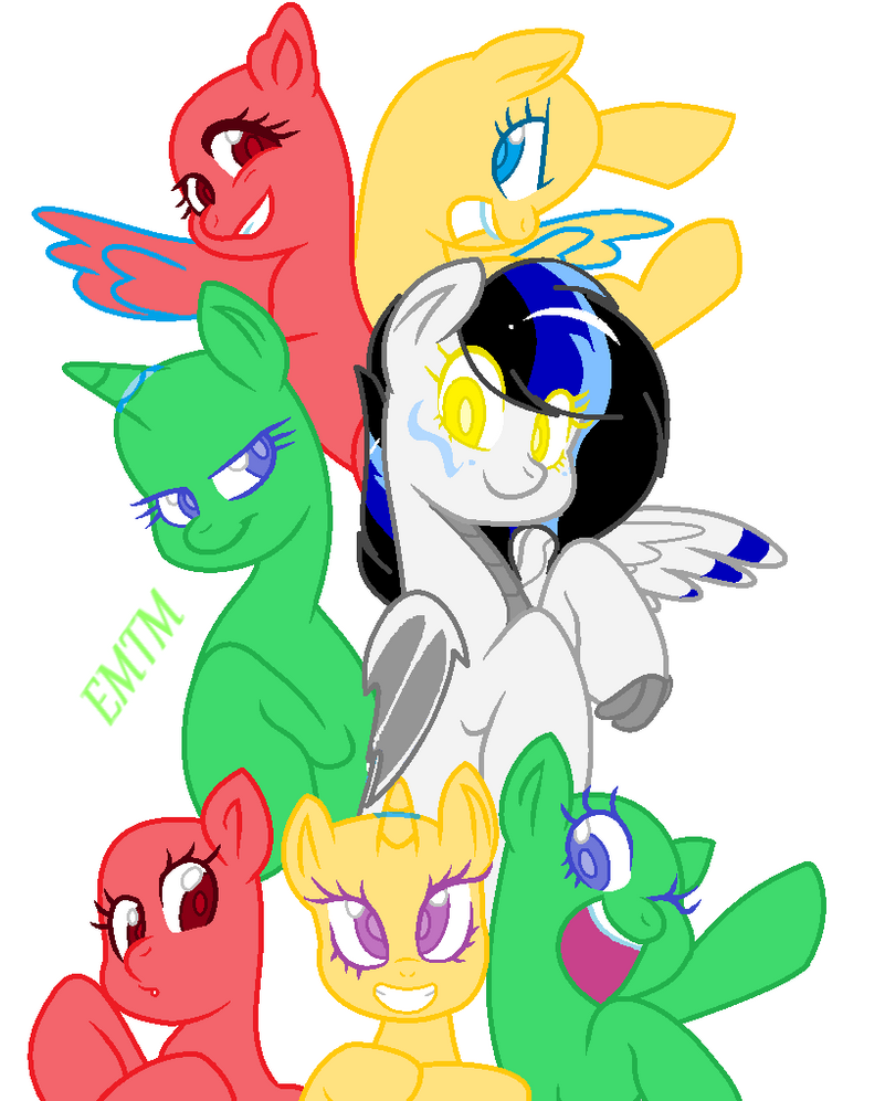 Mlp: Collab Open :3 by BlackTempestBrony