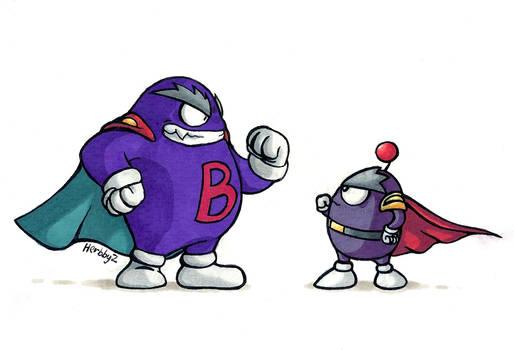Baguro and Bugler