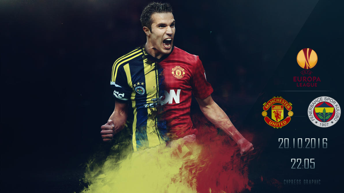 Robin van persie manchester united vs fenerbahce by cypressgraphc on robin van persie manchester united vs fenerbahce by cypressgraphc voltagebd Image collections