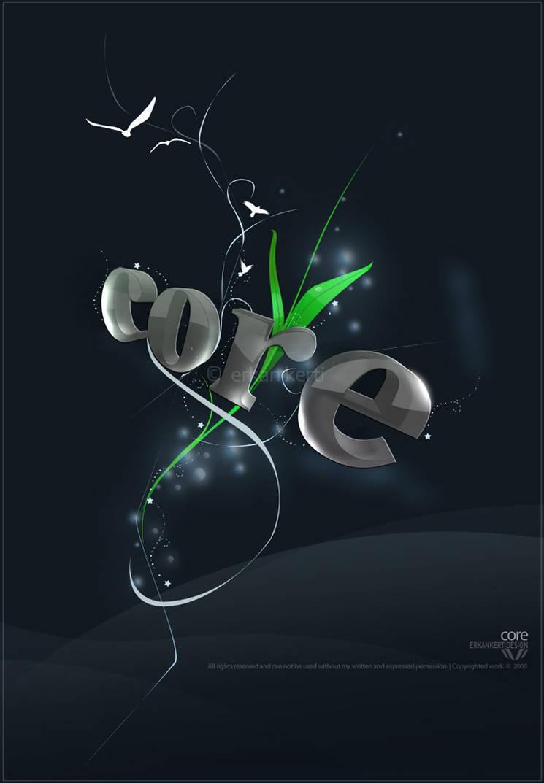 c o r e by designerkan2