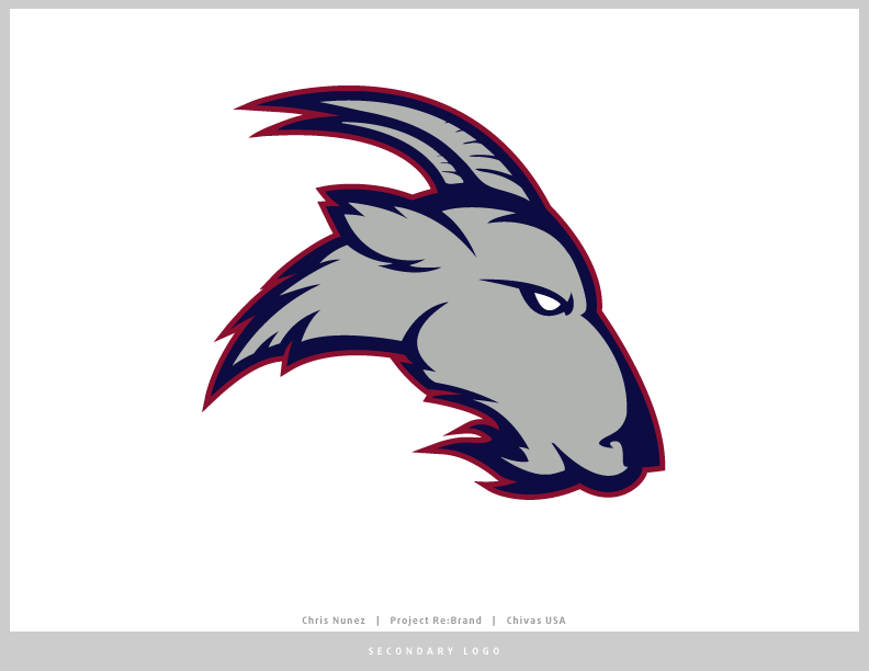 Chivas Secondary Logo By Ark47 On Deviantart