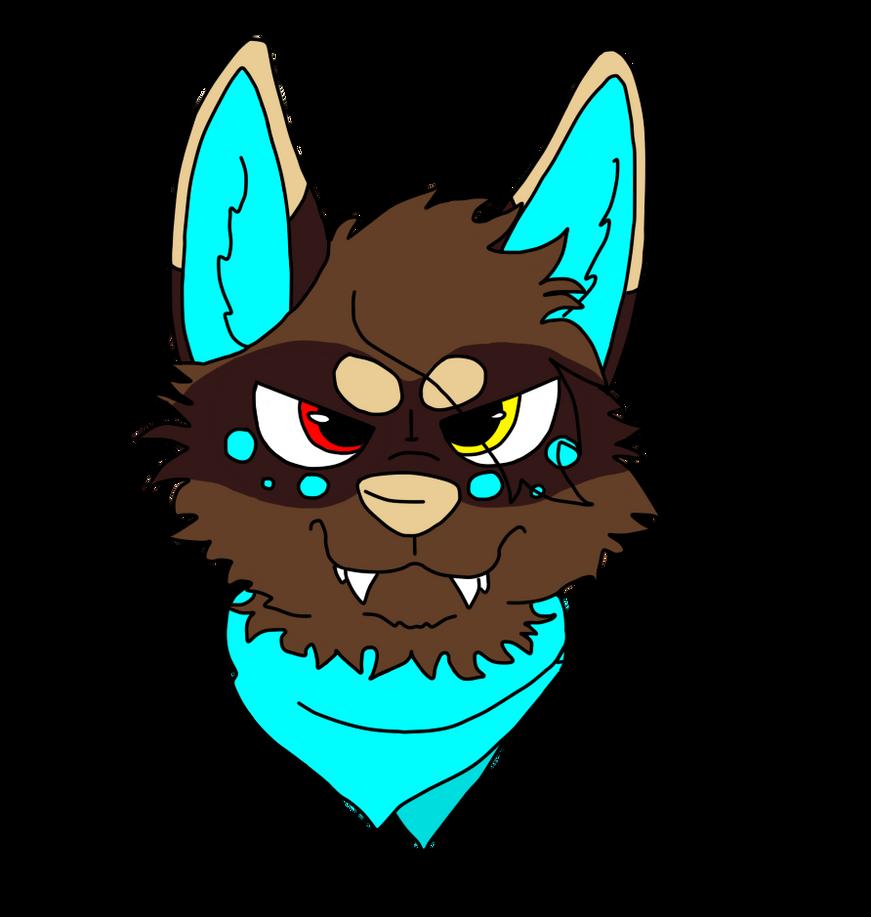 Character Icon Cynn by TreyTheShiba