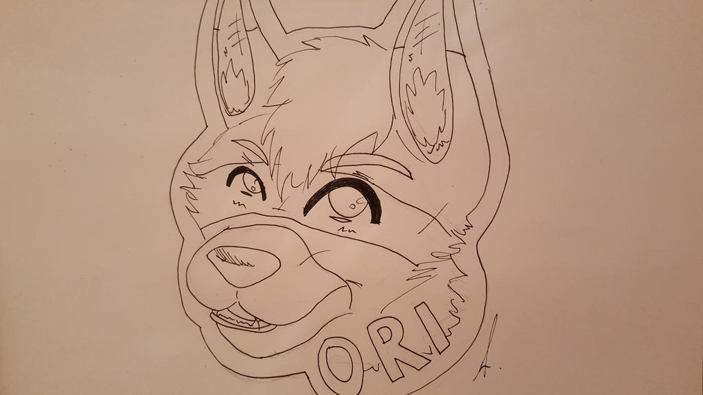Ori Badge (REQUEST) by TreyTheShiba