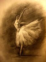 Ballerina by kuri8