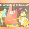 Vuvuzela by IheartICONS