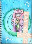 Pastel Goth Sonic