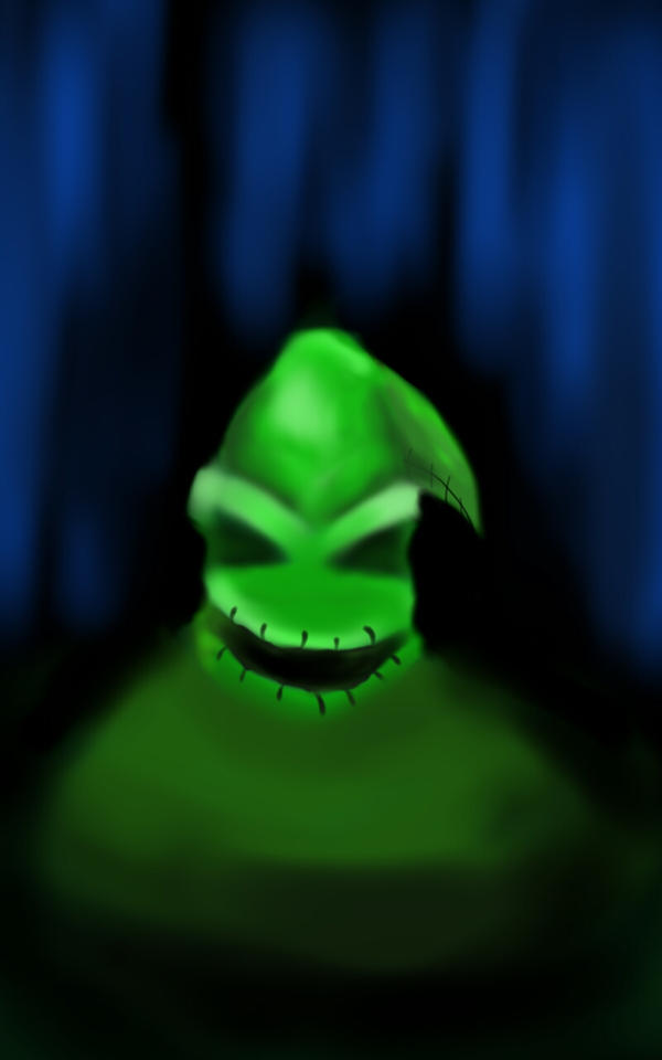 oogie boogie man by rockgothicgirl