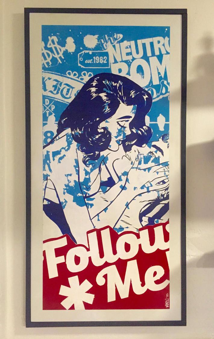 Follow Me by DepartmentM