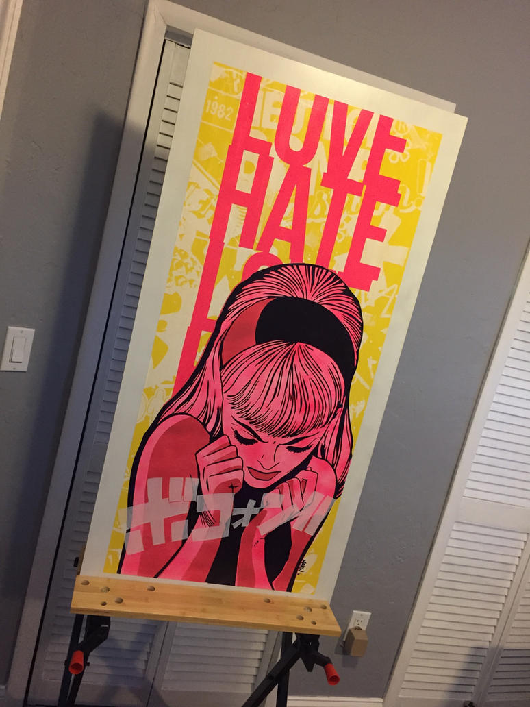 Love Hate by DepartmentM